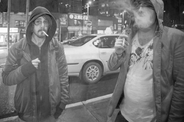 Hyper-Realism drawing by Paul Cadden.