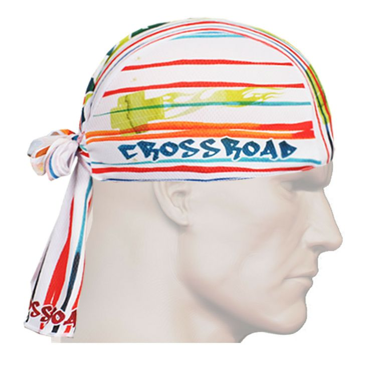 ZIPRAVS - Fixgear Running White Bandana Head Band Scarf Wrap Beanie Bandanna, $12.99 (http://www.zipravs.com/fixgear-running-white-bandana-head-band-scarf-wrap-beanie-bandanna/)