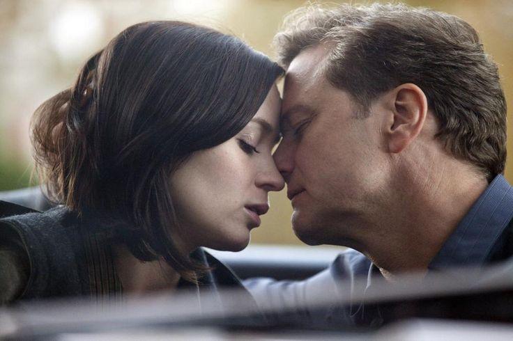 ARTHUR NEWMAN, Emily Blunt, Colin Firth, 2012 | Essential Film Stars, Colin Firth http://gay-themed-films.com/film-stars-colin-firth/