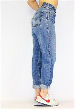 Vintage  USA Distressed Boyfriend Levi Jeans