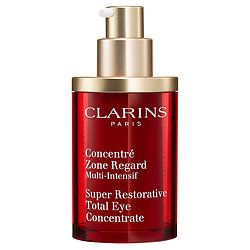 Clarins - Super Restorative Total Eye Concentrate #sephora -Best eye cream so far.  Still has me  looking for better