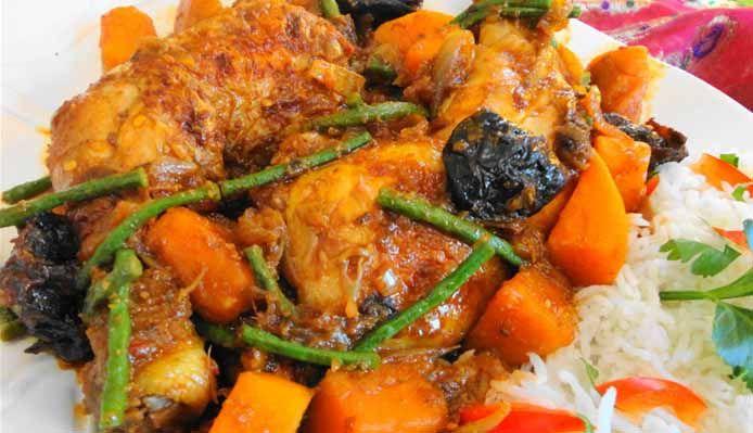 Surinaams eten – Galiña Stobá (de lekkerste gestoofde Antilliaanse kip)