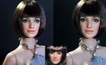 """Anne Hathaway as """"Agent 99"""" doll"""