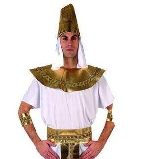 Cómo diseñar un disfraz de egipcio casero - 7 pasos