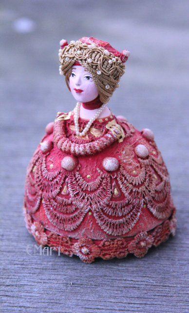 Куклы-шкатулки Елены Мартюшовой. Обсуждение на LiveInternet - Российский Сервис Онлайн-Дневников