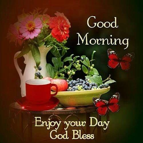 Good Morning Sunday Flowers Images : Best images about good morning on pinterest psalm