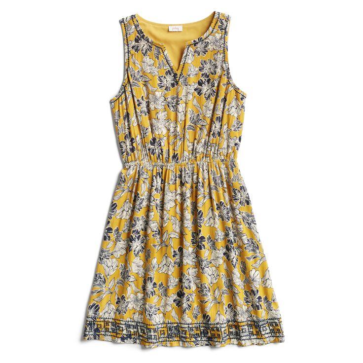 Stitch Fix Spring Stylist Picks: Floral a-line dress