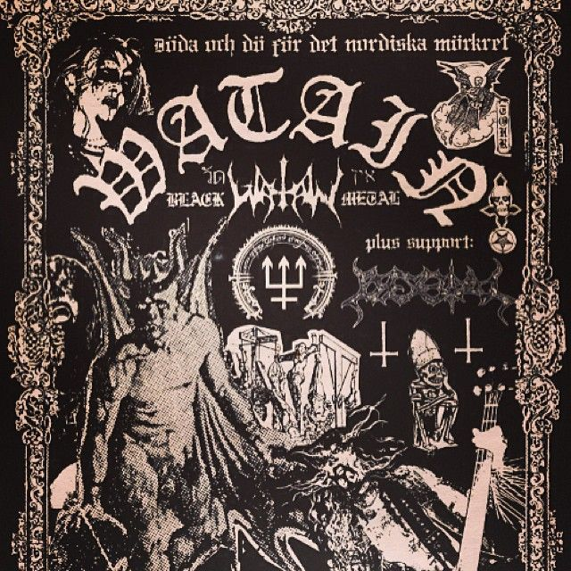 WATAIN -  SLAKTMARCH 2015 With Degial 2015 FEB 19 NO Bergen, Blastfest 2015 FEB 20 SE Gothenburg, Pustervik 2015 FEB 21 SE Malmö, KulturBolaget 2015 FEB 27 SE Umeå, House of Metal 2015 FEB 28 SE Norrköping, Flygeln 2015 MAR 03 SE Hultsfred, Metropol (Degial will be performing on all dates except Bergen and Umeå.)