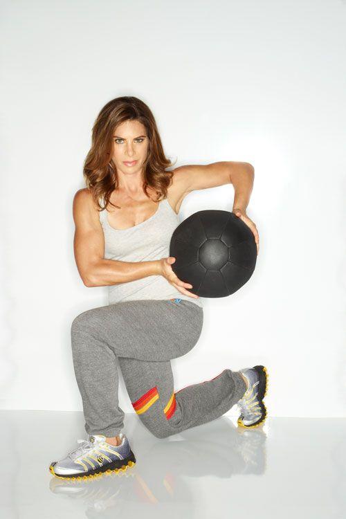Mens health magazine celebrity workouts female