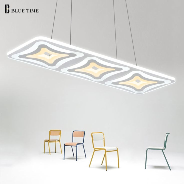 78.03$  Buy now - http://aliu3n.shopchina.info/1/go.php?t=32801291443 - Led Pendant Light For Kitchen Dining Room Acrylic Pendant Lamp Coffee House Bedroom Suspension Hanging Lights Indoor Lighting 78.03$ #magazineonline