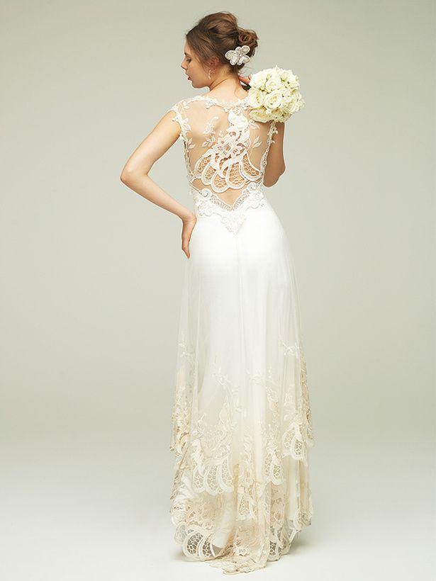 クレア・ペティボーンのドレス