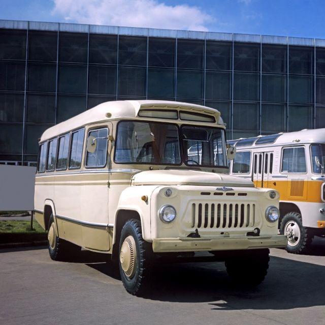 1971–84 КАвЗ 685 ' #1971–84 #КАвЗ_685 '#SU