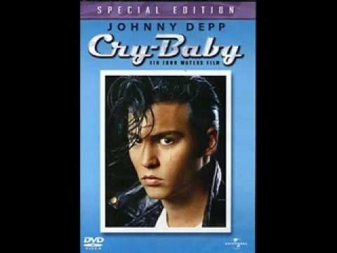 Cry baby soundtrack Teardrops are falling - YouTube