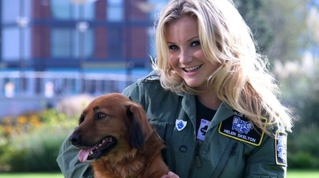 Blue Peter presenter Helen Skelton quits Twitter