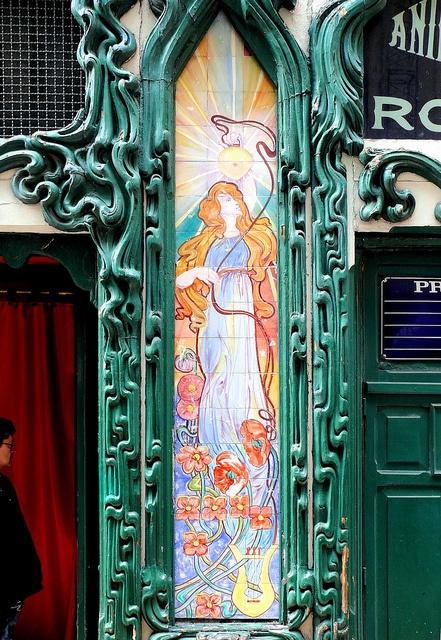 Lisboa, Portugal - [Rua Correeiros] by Arnim Schulz