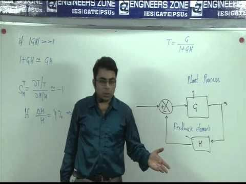 Control System Video Feedback & state space by Mr Qaisar Hafiz(Ex-I.E.S....