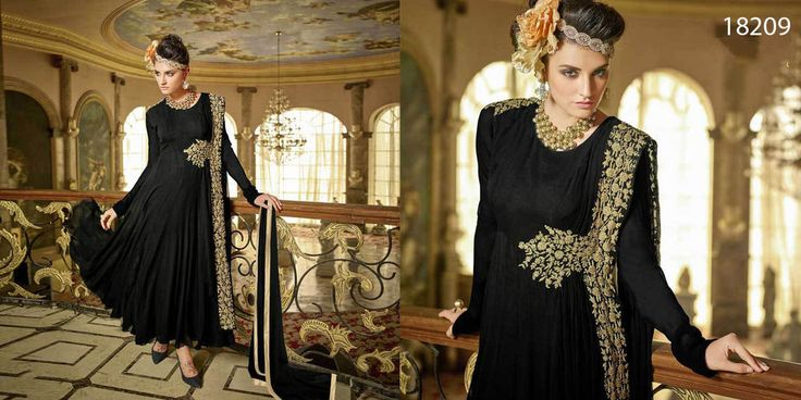 Bollywood New Ethnic Suit Indian Kameez Designer Dress Salwar Pakistani Anarkali #KriyaCreation #EveningGown