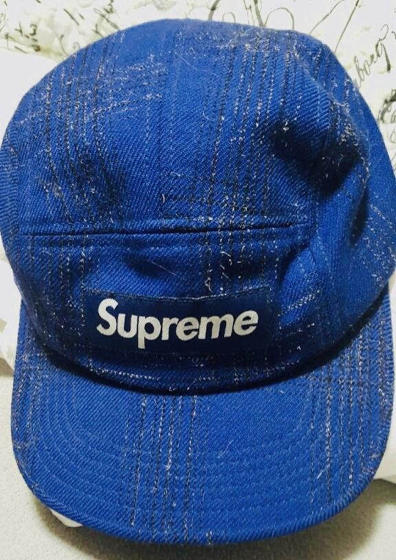 897a8497628 supreme camp cap Supreme  fashion  clothing  shoes  accessories   mensaccessories  hats (ebay link)