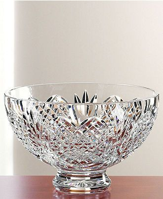 "Waterford ""Wedding Heirloom"" Bowls - Collections - for the home - Macy's"