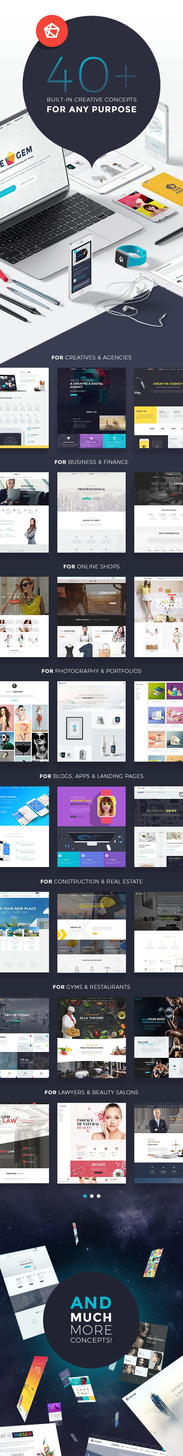 TheGem – Creative Multi-Purpose WordPress Theme