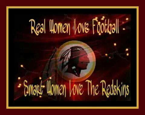 Redskins..... EXACTLY