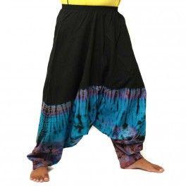 Pantalón de Aladdin bloomers Batik