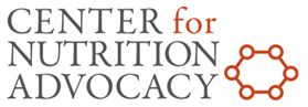"""""""Welcome to the Center for Nutrition Advocacy where we connect you to legislation and policy affecting nutrition providers of all kinds. Learn about the vital issues at stake, and get involved!"""""""