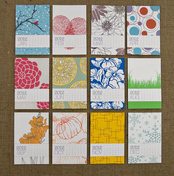 Diy Calendar Design : Best ideas about calendar design on pinterest