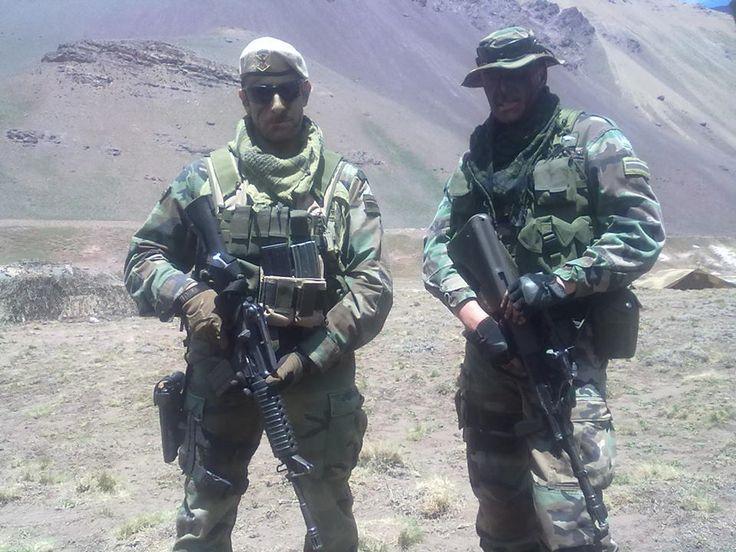 La carabina M4 y su empleo en la Argentina - Taringa!