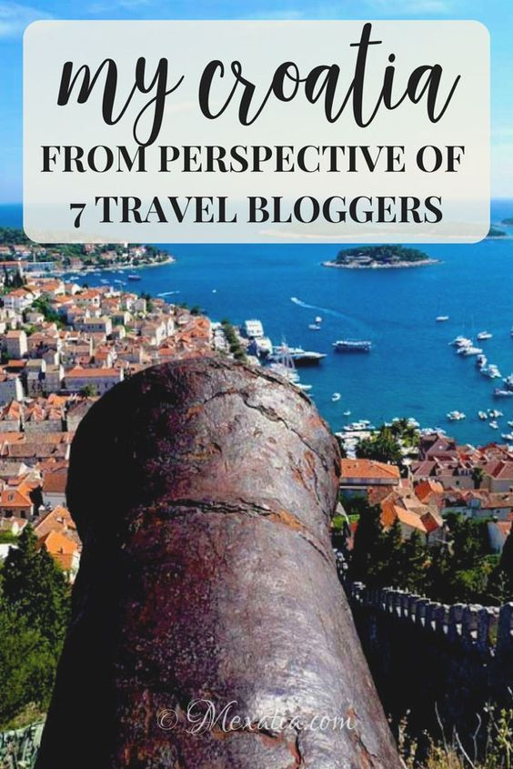 I have been to Croatia and I loved it!, said 5 travel bloggers I asked to share their experiences about their visit to my home country. Check out more!