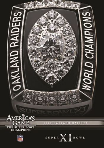 NFL: America's Game - 1976 Oakland Raiders - Super Bowl XI [DVD]