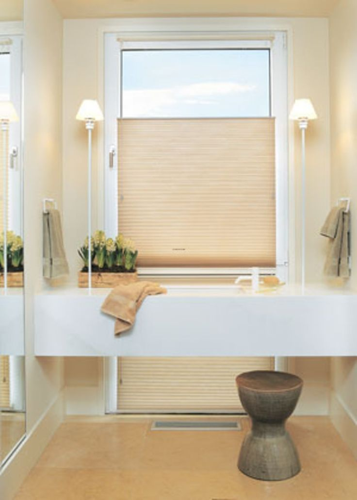 Best 25+ Bathroom window treatments ideas only on ...