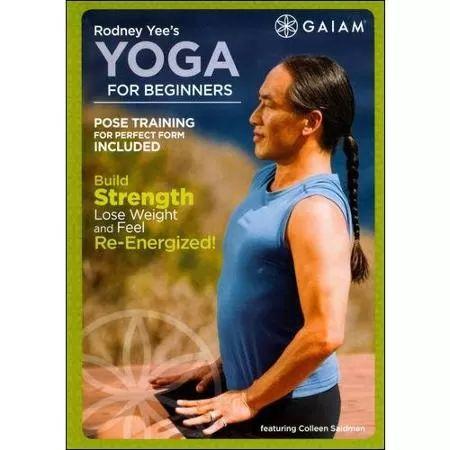 RODNEY YEES YOGA FOR BEGINNERS (DVD)