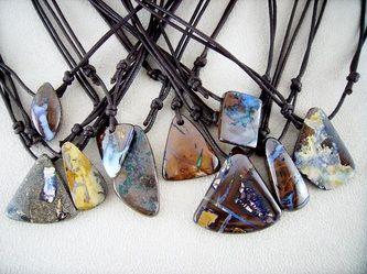 Boulder Opal Mines Australia - Handmade Exchange   Handmade Australian Art   Independent Australian Artists