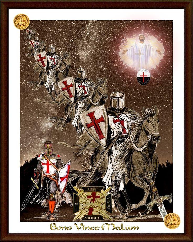 Knights Templar Explained
