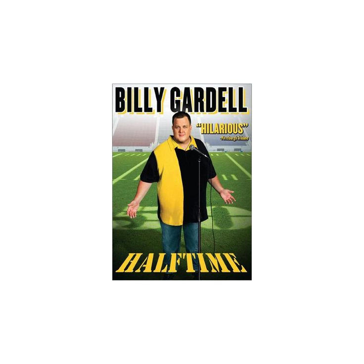 Billy gardell:Halftime (Dvd)