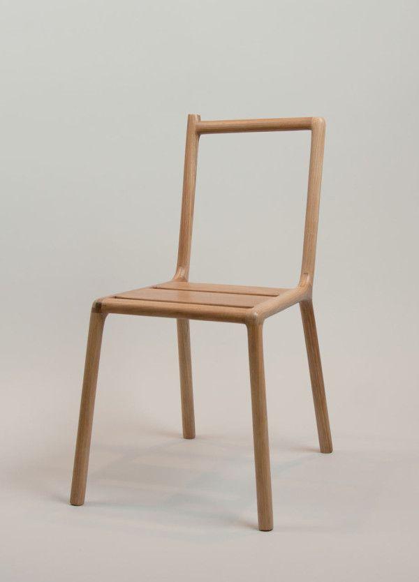 Best 25 Wood Chair Design Ideas On Pinterest Chair Design Chair And Modern Wood Chair