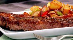 Foolproof Steak - Used on steak w/ the raclette. Delicious!!