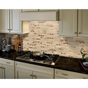 MS International Champagne Toast Interlocking 12 in. x 12 in. x 4 mm Glass Metal Stone Mesh-Mounted Mosaic Tile (20 sq. ft. / case) SGLSMTIL-CHATST at The Home Depot - Mobile