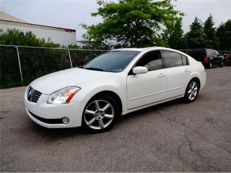 """Car - 2006 Nissan Maxima SE 