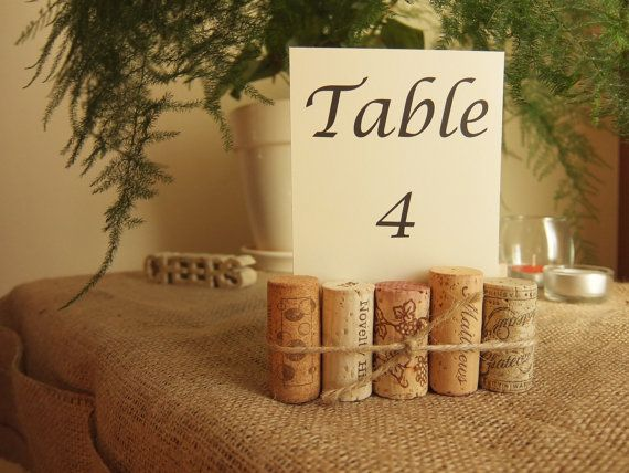 Hey, I found this really awesome Etsy listing at https://www.etsy.com/listing/216786073/wine-cork-table-number-holder-wedding