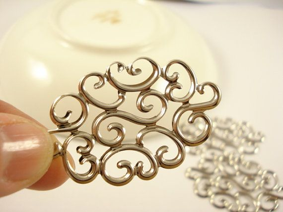 30pcs Wholesale Bulk Filigree Base Connector by yooounique on Etsy, $7.50