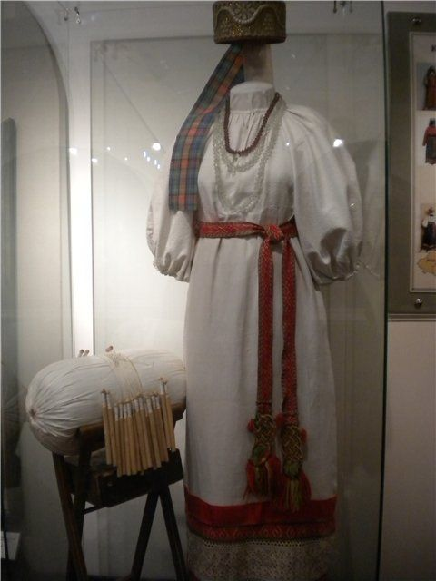 History of Beauty - History of Russian costume.