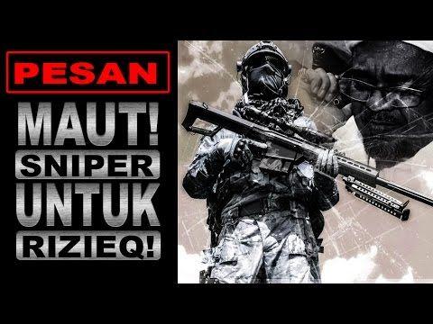 MERINDING!!! Inilah Pesan Maut Sniper Yang Menembak Habib Rizieq