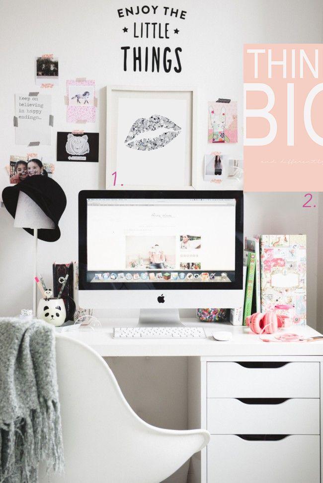 Best 25+ Desk decorations ideas on Pinterest | Diy desk ...