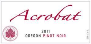 Good, Cheap Pinot Noir - It's Possible!: King Estate Acrobat Pinot Noir 2012 (OR) $15