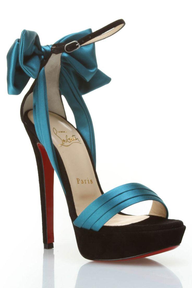 Louboutin Vampanodo Sandals In Black