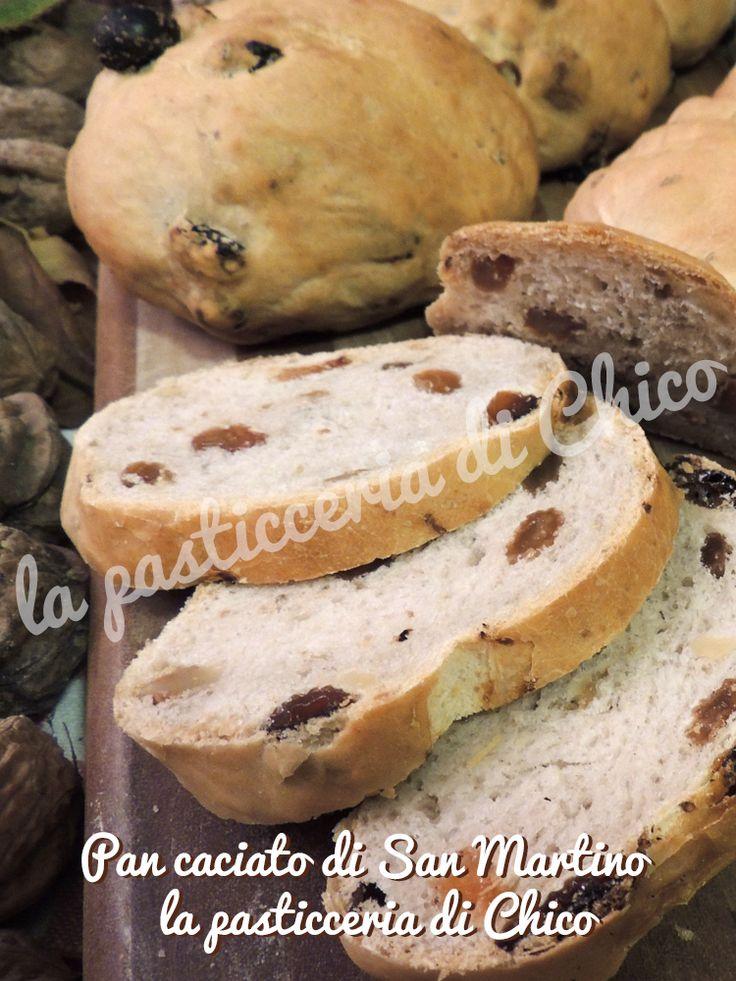 Pan caciato di San Martino