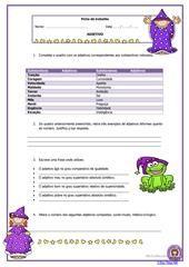 Adjetivos para descrever carácter e personalidade apostilas - Apostilas de português gratuitas