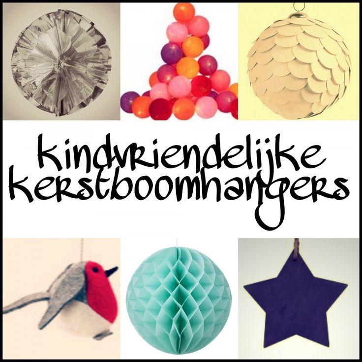 De leukste kindvriendelijke kerstballen en kerstboomhangers in de winkels #kerst #kerstboom #kerstballen #leukmetkids